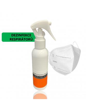 Dezinfekce Respirátorů a Nano roušek