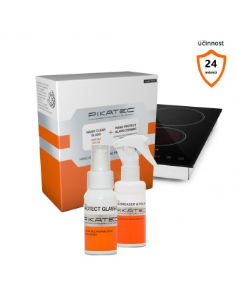 Nano Glass-Ceramic Protection Pack