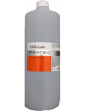 Ceramic Nano Clear Glass 1000ml
