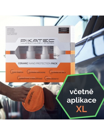 Ceramic Protection Pack incl. Application XL